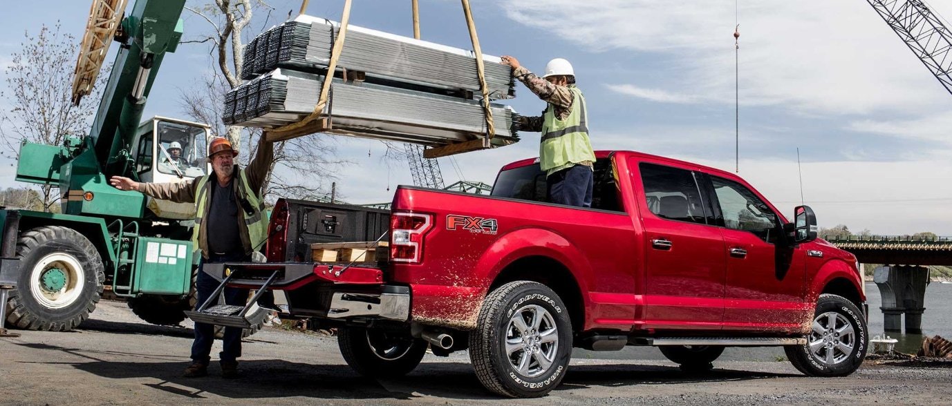 Lou Fusz Ford >> 2019 Ford F150 in St. Louis