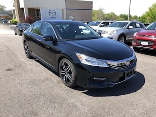 For Sale in Saint Louis, MO: Pre-Owned 2016 Honda Accord Touring Sedan 1HGCR3F94GA023250