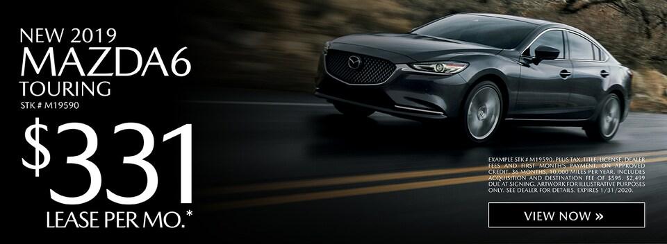New 2019 Mazda Mazda6