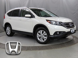For Sale in Saint Louis, MO: Pre-Owned 2013 Honda CR-V EX-L Sport Utility 5J6RM4H73DL041998
