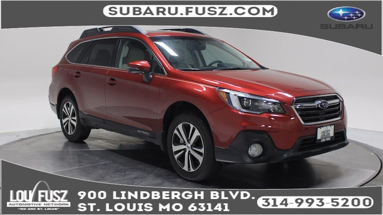 New 2019 Subaru Outback 2.5i Limited SUV For Sale/Lease St. Louis, MO