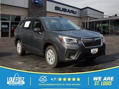 New 2021 Subaru Forester Base Trim Level SUV for Sale in Greater St. Louis