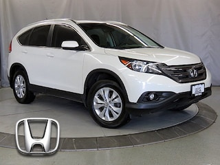 For Sale in Saint Louis, MO: Pre-Owned 2014 Honda CR-V EX-L Sport Utility 5J6RM4H78EL026219