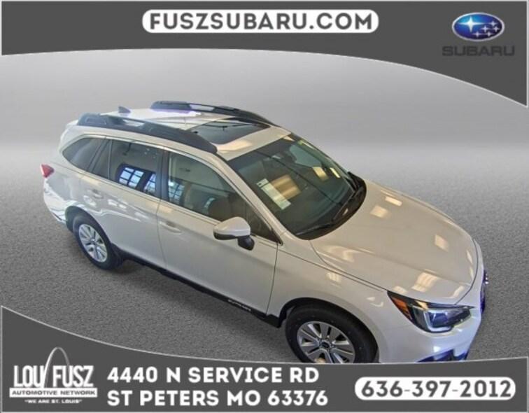 New 2019 Subaru Outback 2.5i Premium SUV X19548 in St Peters,MO