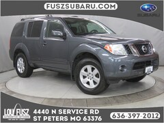 Used Vehicles in 2012 Nissan Pathfinder SV SUV X19385A St. Peter, MO