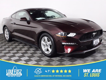 2018 Ford Mustang EcoBoost Coupe X22066A