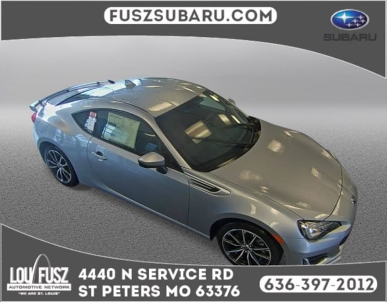 New 2019 Subaru BRZ Limited Coupe X19512 in St Peters,MO