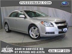 Used Vehicles in 2009 Chevrolet Malibu LT with 2LT Sedan X19581A St. Peter, MO