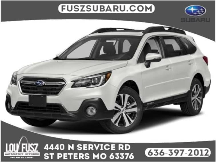 New 2019 Subaru Outback 2.5i Premium SUV X19378 in St Peters,MO