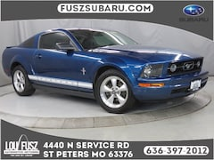 Used Vehicles in 2007 Ford Mustang Deluxe Coupe X18857A St. Peter, MO