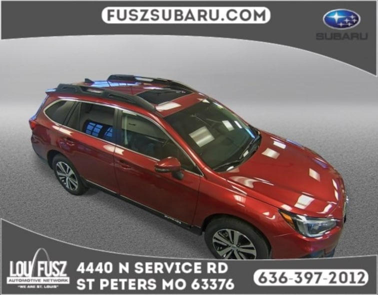 New 2019 Subaru Outback 2.5i Limited SUV X19411 in St Peters,MO