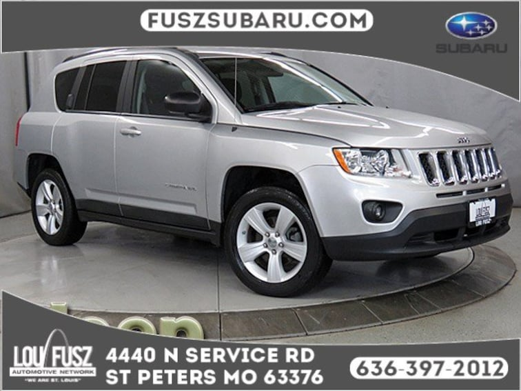 Used 2011 Jeep Compass SUV X19264A in St Perters MO