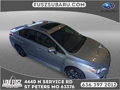 New 2019 Subaru WRX Premium (M6) Sedan X19123 St. Peter, MO