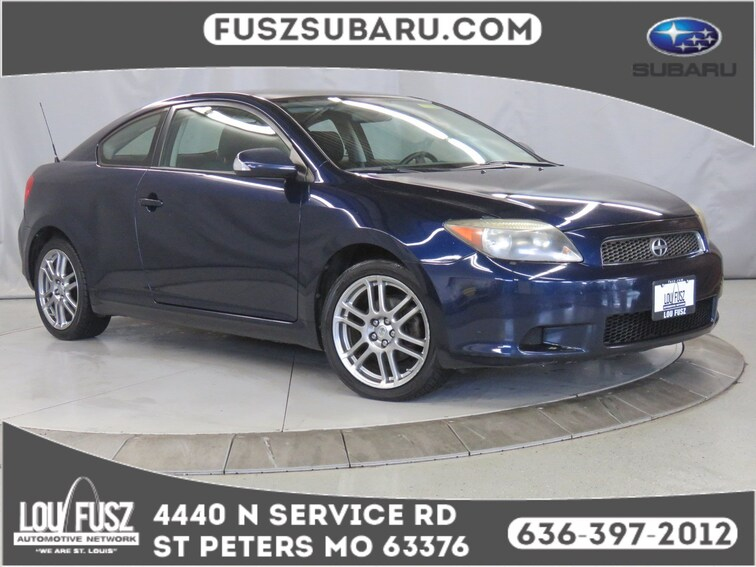 Used 2007 Scion tC Coupe X19499B in St Perters MO