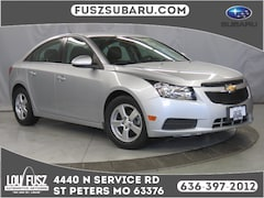 Used Vehicles in 2014 Chevrolet Cruze 1LT Sedan X19506A St. Peter, MO