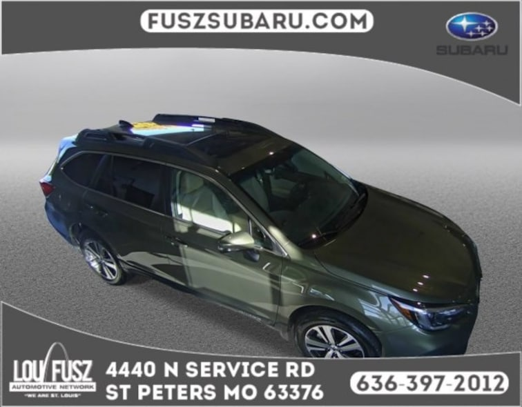 New 2019 Subaru Outback 2.5i Limited SUV X19469 in St Peters,MO