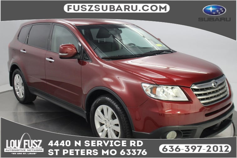 Used 2012 Subaru Tribeca Limited SUV X3059P in St Perters MO