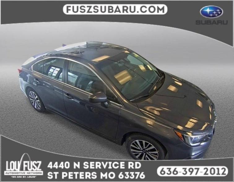 New 2019 Subaru Legacy 2.5i Premium Sedan X19799 in St Peters,MO