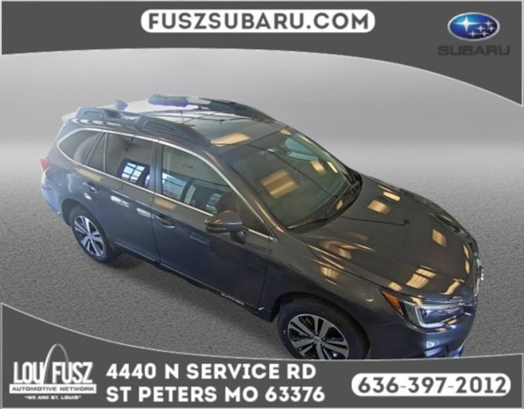 New 2019 Subaru Outback 2.5i Limited SUV X19702 in St Peters,MO