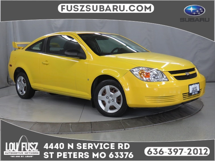 Used 2006 Chevrolet Cobalt LS Coupe X19612A in St Perters MO