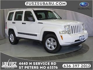 Used 2010 Jeep Liberty Sport SUV X19899N for sale in St. Peter, MO