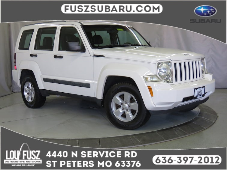 Used 2010 Jeep Liberty Sport SUV X19899N in St Perters MO