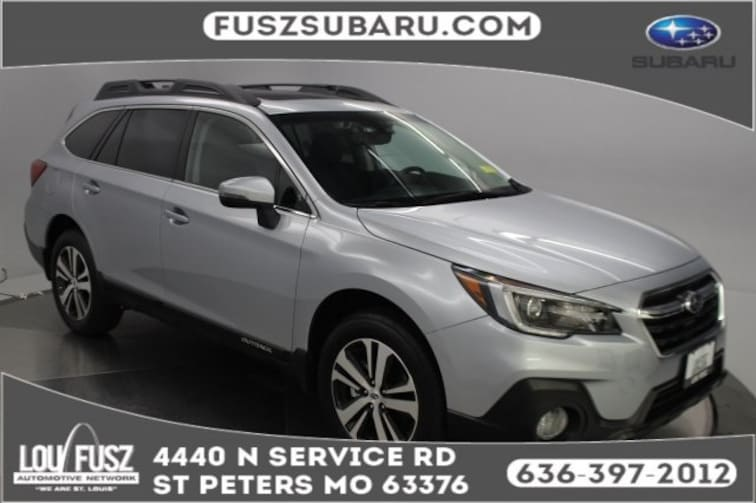 New 2019 Subaru Outback 2.5i Limited SUV X19184 in St Peters,MO