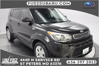 Used 2014 Kia Soul Hatchback X19762A for sale in St. Peter, MO