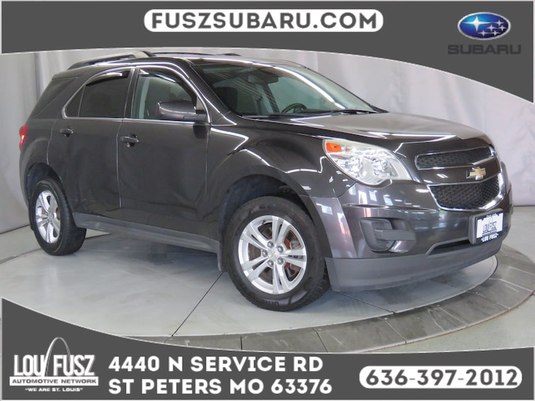 Used 2013 Chevrolet Equinox LT SUV X19894A in St Perters MO
