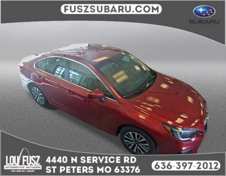 New 2019 Subaru Legacy 2.5i Premium Sedan X19695 in St Peters,MO