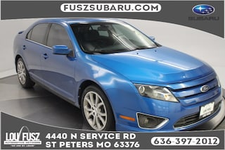 Used 2012 Ford Fusion SEL Sedan X19702A for sale in St. Peter, MO