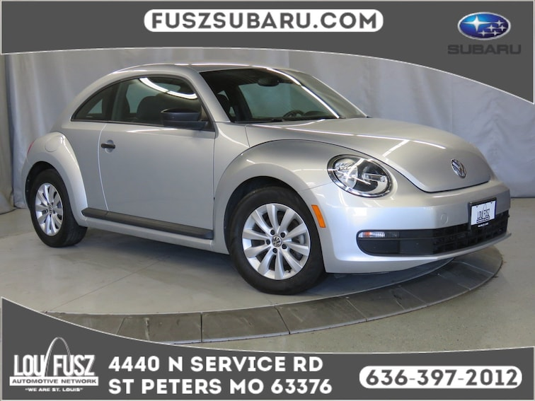Used 2013 Volkswagen Beetle Coupe 2.5L Hatchback X19803A in St Perters MO