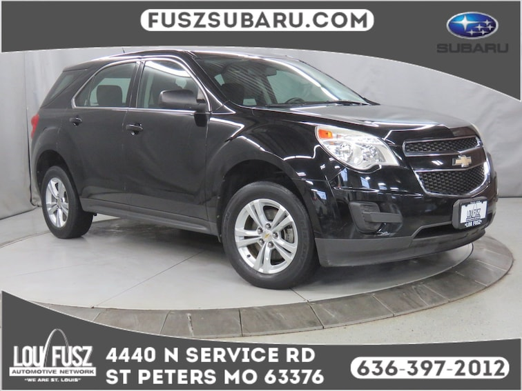 Used 2011 Chevrolet Equinox LS SUV X19542A in St Perters MO