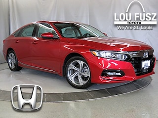 For Sale in Saint Louis, MO: Pre-Owned 2018 Honda Accord EX-L Sedan 1HGCV1F50JA208982