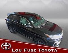 2019 Toyota Highlander LE Plus V6 SUV