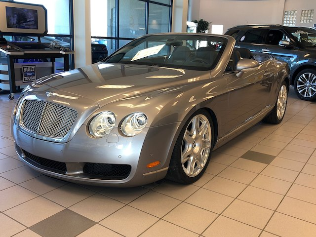 2009 Bentley Continental GTC Base Convertible for sale in Louisburg