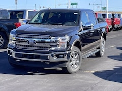 Featured New 2020 Ford F-150 Supercrew Lariat 4x4 ** Retired Courtesy Car ** Truck for Sale in Louisburg, KS