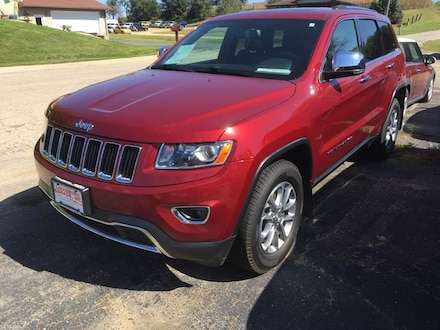 2014 Jeep Grand Cherokee Limited 4x4 4dr SUV SUV