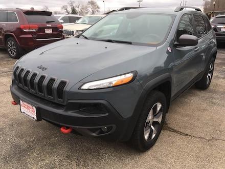 2015 Jeep Cherokee Trailhawk 4x4 4dr SUV SUV