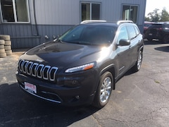 2015 Jeep Cherokee Limited 4x4 4dr SUV SUV