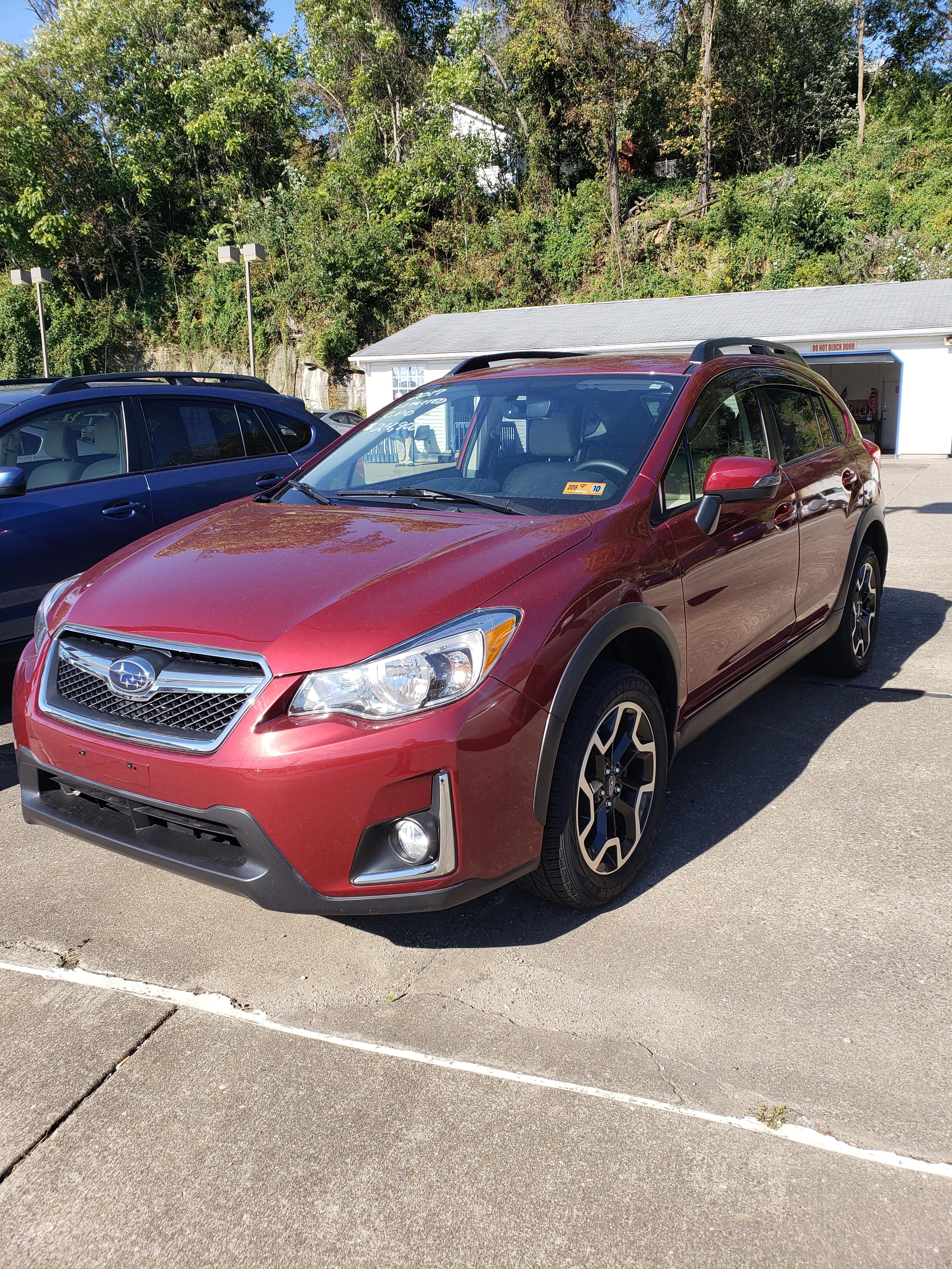 2017 Subaru Crosstrek 2.0i Limited SUV JF2GPAKC7HH265343