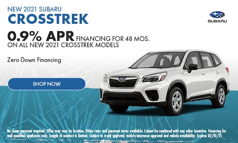 January 2021 Crosstrek Special