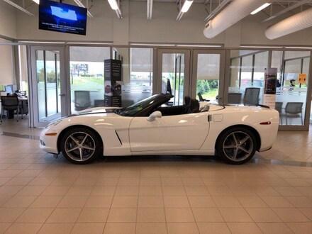 2013 Chevrolet Corvette Base Convertible