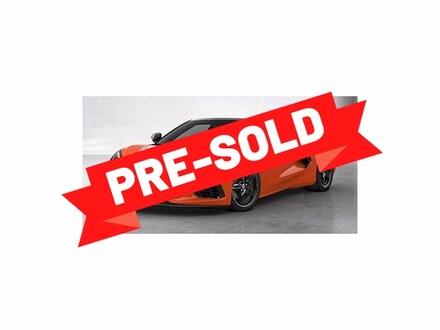 2021 Chevrolet Corvette 2dr Stingray Conv w/1LT Convertible