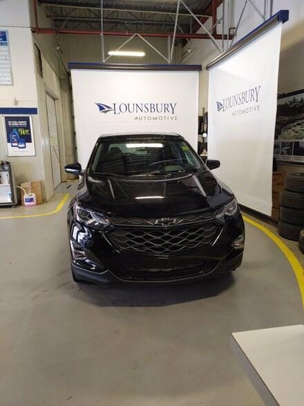 2020 Chevrolet Equinox AWD 4dr LT w/2LT SUV