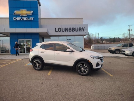 2021 Buick Encore GX AWD 4dr Select SUV