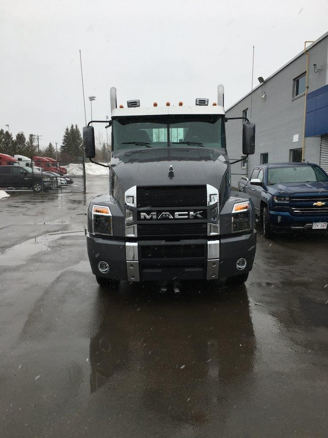 2019 MACK ANTHEM HEAVY SPEC