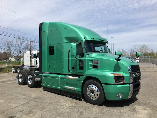New 2019 Mack Anthem 70 Sleeper For Sale At Lounsbury Heavy Truck
