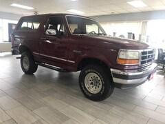 1993 Ford Bronco XLT 2-DR