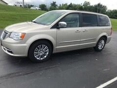 2015 Chrysler Town & Country Touring-L LWB Passenger Van